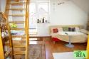 Poděbrady mezonetový cihl. byt 3+kk s terasou v OV, 200m od lázeňské kolonády-pěkné - 5