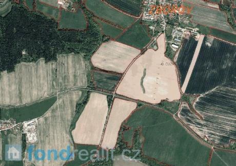 Prodej pozemku Zborov