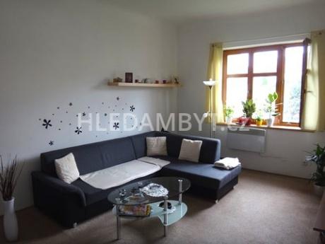 Pronájem, byt 1+1, Praha 5, 50 m²