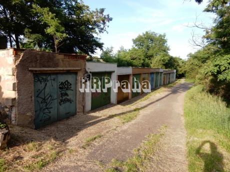 Prodej zděné garáže v OV, Praha 6