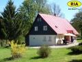 Prodej RD a pozemku 1.500 m2 Maršovice, Jablonec nad Nisou
