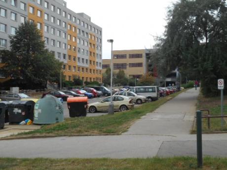 Obchodní prostory od 20 m2 a více, ul. Prusikova, Praha 5 - Stodůlky