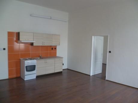Pronájem bytu 2+kk, Sokolovské náměstí, Liberec