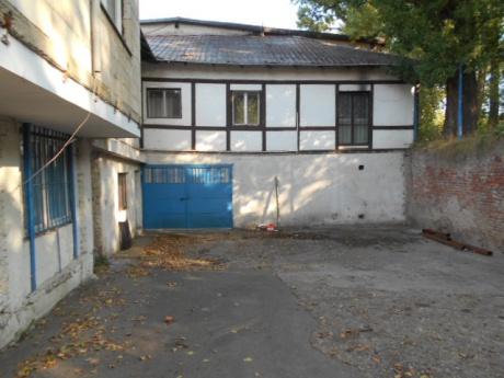 Skladovací prostory 550 m2, Libeňský ostrov, Praha 8 - Libeň