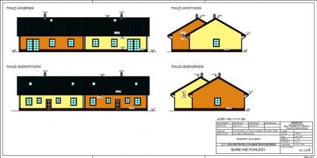 Prodej novostavby nízkoenergetického RD, 4+1, 94 m2, Stráž nad Nisou