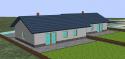 Prodej novostavby nízkoenergetického RD, 4+1, 94 m2, Stráž nad Nisou - 3