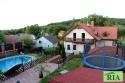 Kutná Hora-Kaňk 6km od Kolína novostavba RD 6+1, garáž, zahrada 998m2, bazén, pergola-pěkné!!!