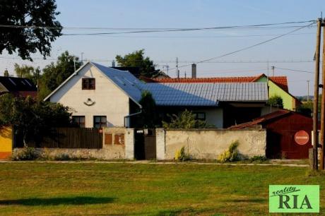 Písková Lhota 3km od Poděbrad RD 3+1, garáž, pozemek 322m2
