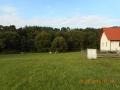 Stavební parcela 1830 m2 v obci Březina