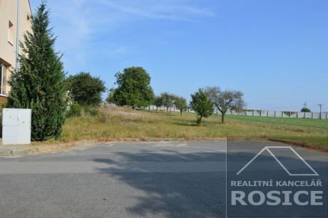 Stavební pozemek Říčany, 534 m2