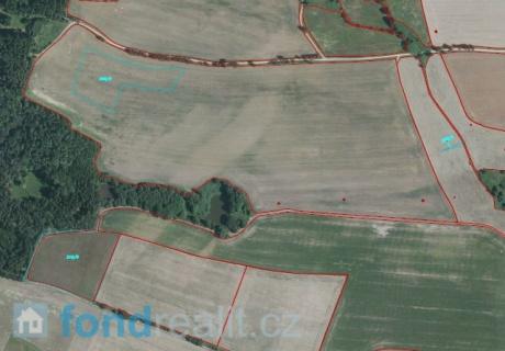 Prodej pozemků Okrouhlá Radouň