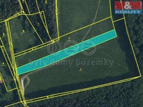 Prodej, pozemek, 3843 m2, Koryčany