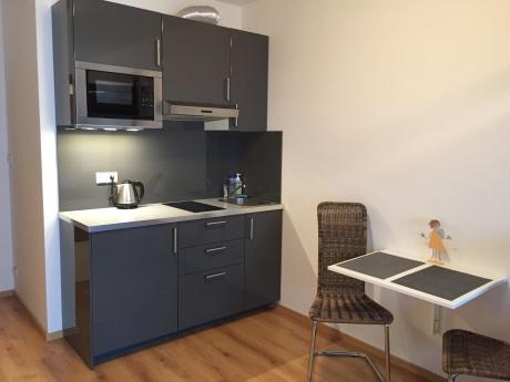 Nový byt 1+kk s balkonem, 30 m2, ul. Zakšínská, Praha 9 - Prosek