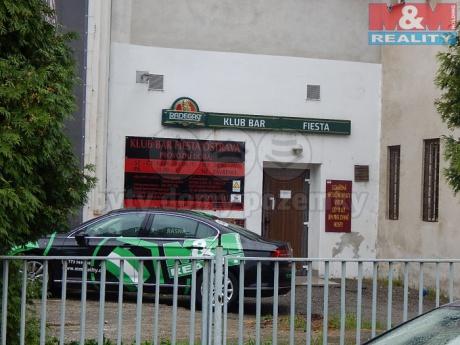 Prodej, bar, Moravská Ostrava, ul. Smetanovo nám.