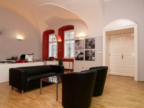 Kanceláře 100 m2, 178 m2 nebo 278 m2, Malá Štupartská, Praha 1 – Staré město