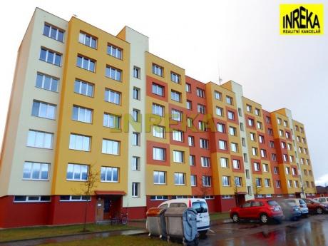 Byt 2+kk s balkonem v Soběslavi