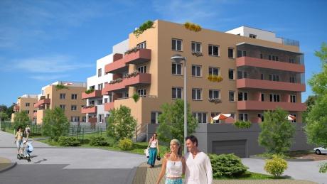 Panorama Kyje - Nejvýhodnější nové byty na metru