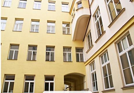 Krásné dvě kanceláře, 65m2, Praha 1 - Opletalova ulice
