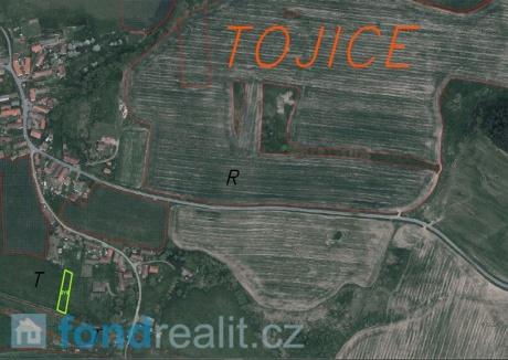 Pozemek Tojice