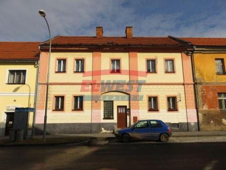 Prodej samostatné ½ rodinného domu v Kašperských Horách
