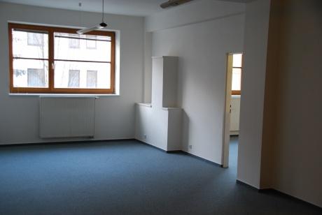 Pronájem kanceláře, 245 m2, ul. Hošťálkova, Praha 6 - Břevnov