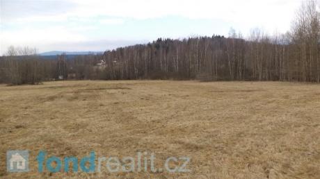 Prodej pozemků Horní Planá - Jenišov