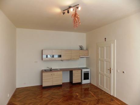 Byt 2+kk, 48 m2, ul. Mladoboleslavská, Praha 9 - Kbely