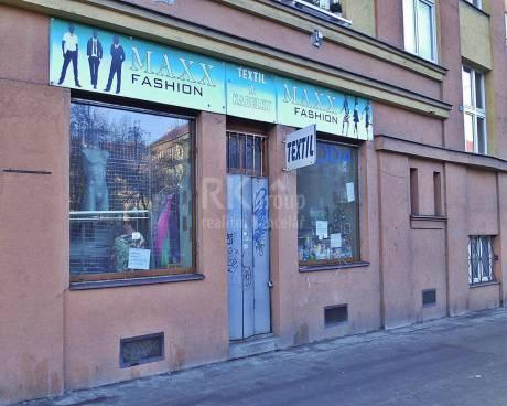 Pronájem prostor k podnikání, 43m2, v žádané lokalitě Praha 3 - Žižkov, ulice Koněvova