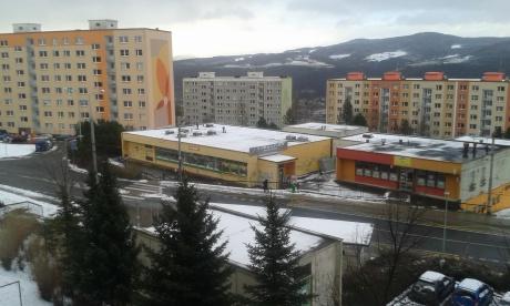 Prodej byt 3+1 s balkonem, 76 m2, ul. Poláčkova, Ústí nad Labem - Dobětice