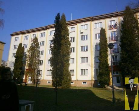 Pronájem bytu 2+1 ve Zlíně. CP 70m2