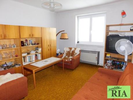 Poděbrady cihl. byt 2+1 v OV 50,40m2, centrum města