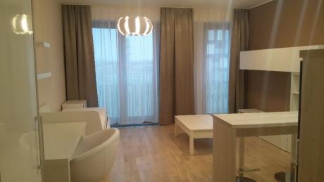 Byt 1+kk, 34 m2, ul. Olšanská, Praha 3 - Žižkov