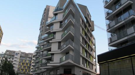 Byt 2+kk s balkonem, 67 m2, ul. Počernická, Praha 10 - Malešice