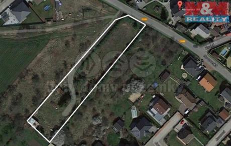 Prodej, stavební pozemek, 3829 m2, Mratín