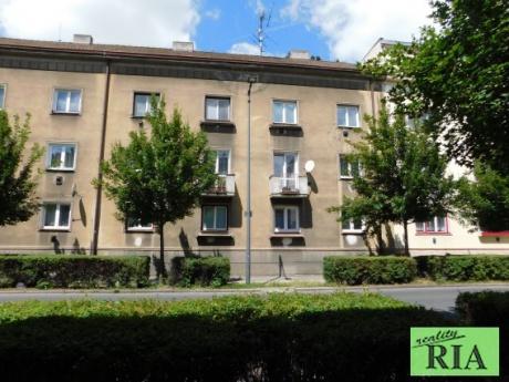 Poděbrady cihl. byt 2+1 v OV 56m2, blízko centra města