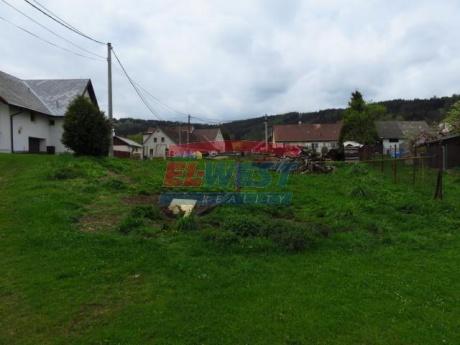 Pozemek určený k výstavbě rodinného domu, Mokrosuky u Sušice, okr. Klatovy