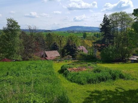Stavební pozemek Mašov-Pelešany u Turnova