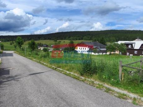 Prodej pozemku na Kvildě, Šumava