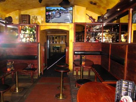 Prostorný Bar na frekventovaném místě, Praha 5-Smichov, velikost 135 m2-4