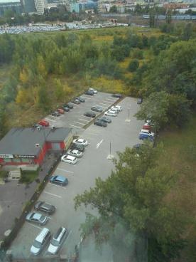 Venkovní parkovací stání