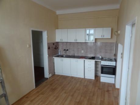 Pronájem bytu 1+1, 47 m2, 7000,- Kč