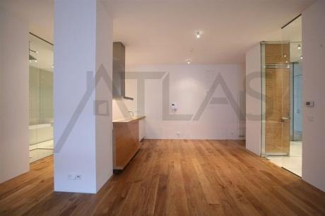 Pronájem luxusního bytu 3+kk, 109 m2, Laubova, Praha 2 - Vinohrady