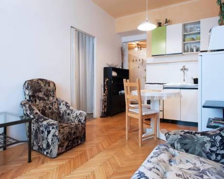 Byt 2+kk, 42 m2, ul. Novákových, Praha 8 - Libeň