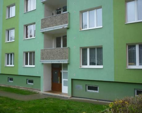 Dražba bytu 2+1 (63,1 m2) s příslušenstvím, okr. Chomutov