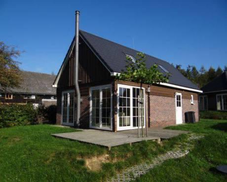 4 Pěkné rekreační domy se nacházejí vobci Janův Důl u Liberce