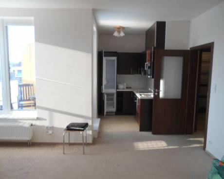 Nový byt 1+kk, 42 m2 s terasou 6 m2, ul. Svitákova, Praha 5 – Stodůlky