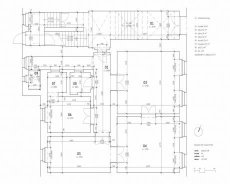 Byt 3+1, 123 m2, OV, CHrudim