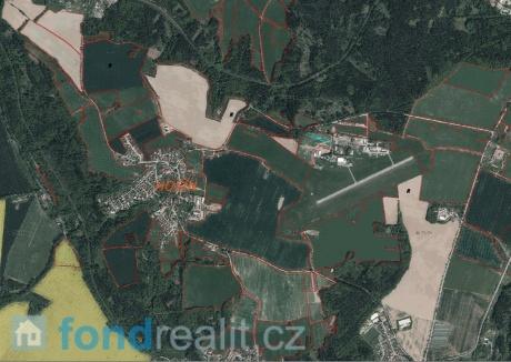 Prodej pozemku 3 828 m²