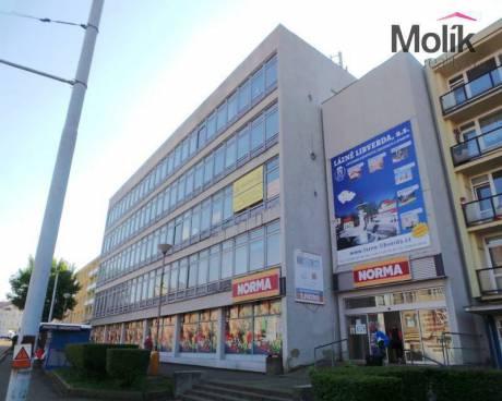 Pronájem komerčních prostorů a ploch 420 m2...Litvínov, PRIOR