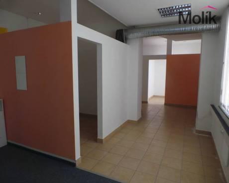 Pronájem komerčních prostor 54 m2, nám. Míru-Litvínov